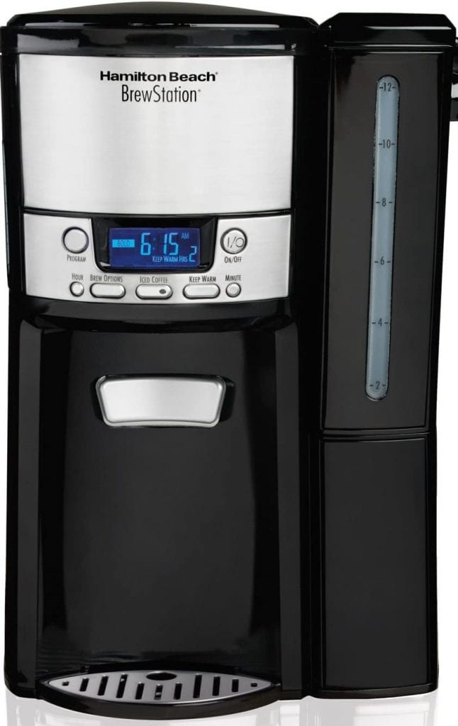 Hamilton Beach 12 cup coffee maker reivews 47900