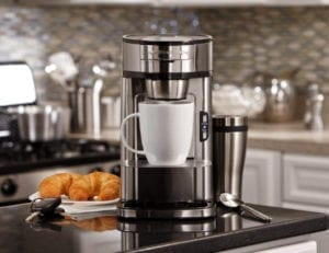 Hamilton Beach 49981A Single-Serve Coffee Maker