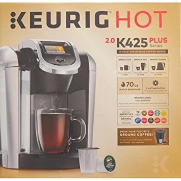 features of Keurig K425