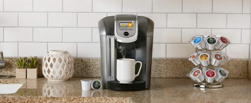 features of Keurig K575