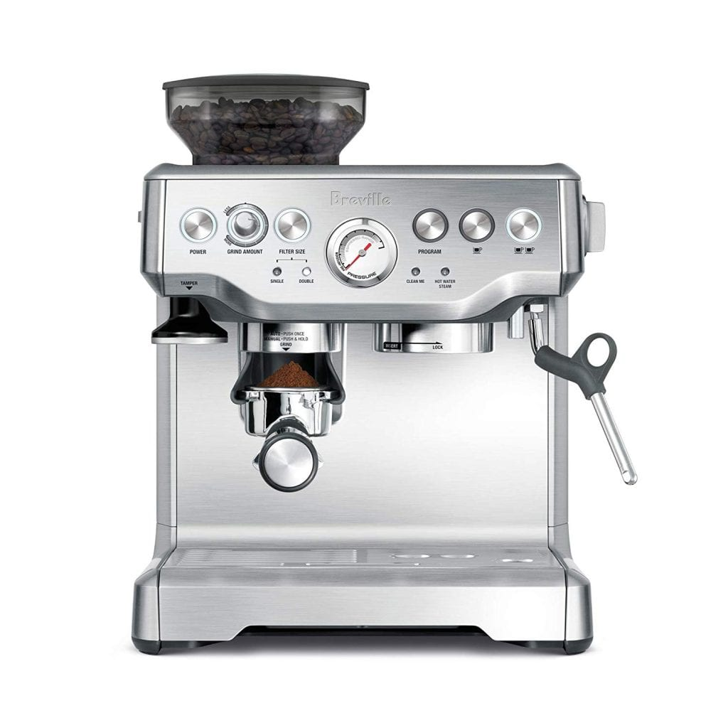 what is the difference between delonghi vs breville