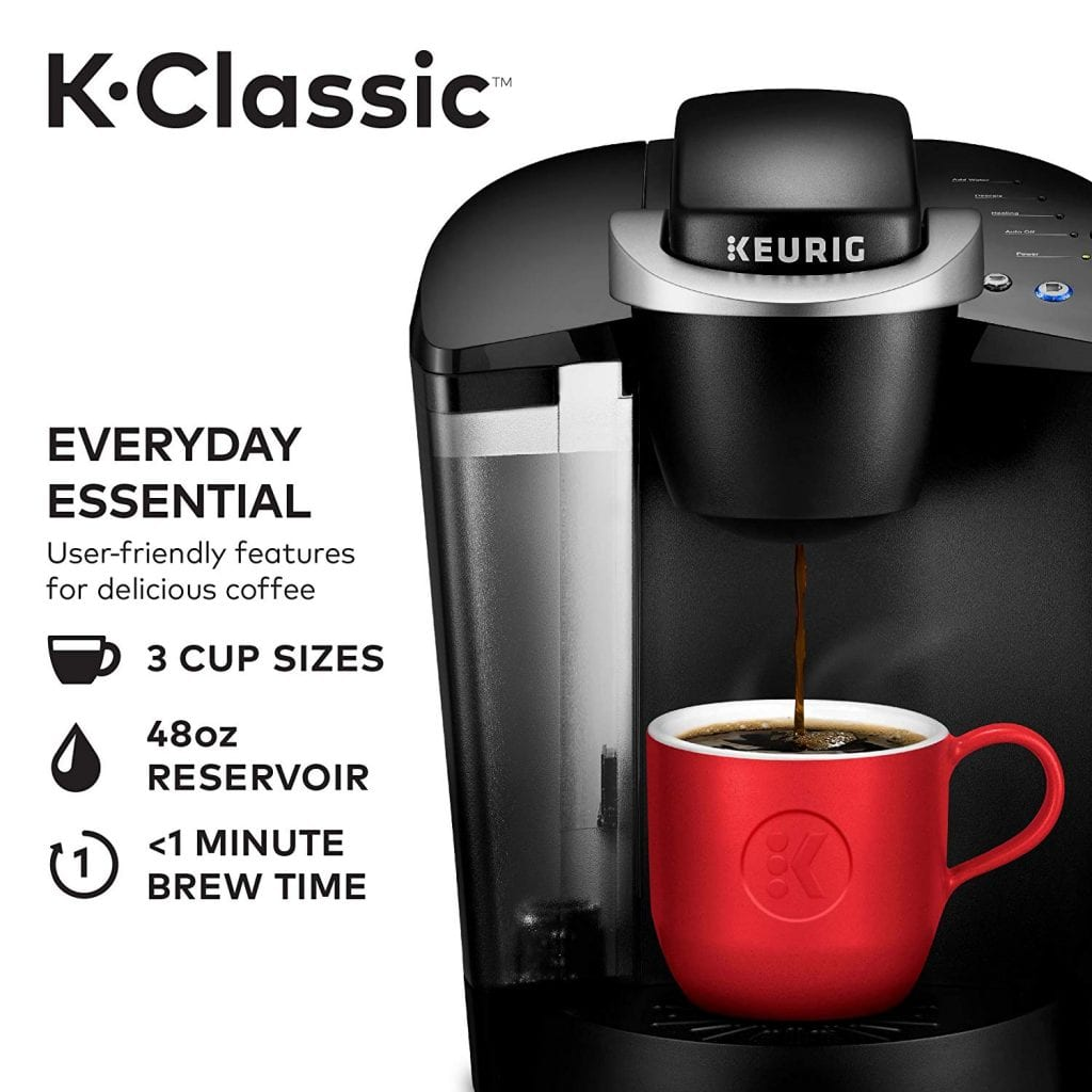 Difference between Keurig 1.0 and 2.0