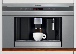 built-in coffee maker review
