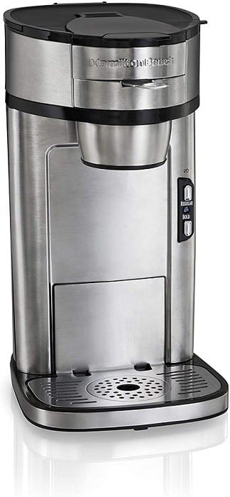 Hamilton Beach Coffee Maker 49981A Review